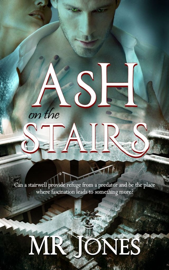 ASH on the STAIRS cover art for release