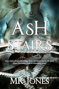 ASH on the Stairs cover art for release small image